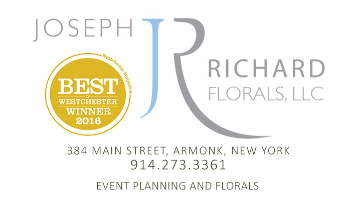 Joseph Richard Florals